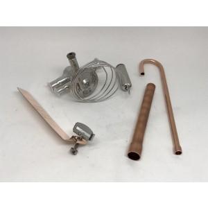 035C. Expansion valve R 407C TUBE 8 SP