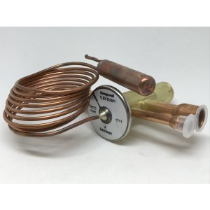 Expansion valve with pipe kit 8.3 kw -0209