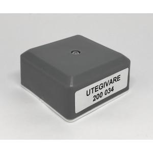 Outdoor sensor to EcoEl / EcoHeat v1