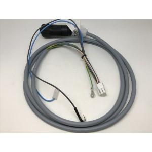 Cable Pellet Burner 230V