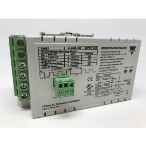 Carlo Gavazzi Soft start 2nd generation