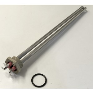 "Immersion heater 3 kW 1"" threaded"