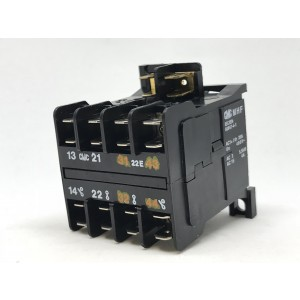 Contactor, diff.tax