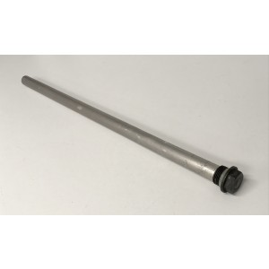 "Magnesium anode 3/4"" Straight 500 mm"
