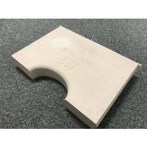 Vedolux rear grate