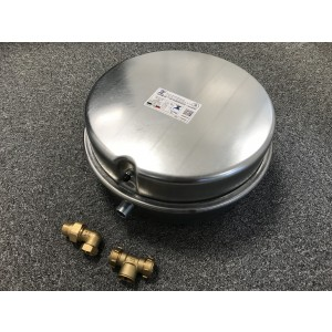 Expansion vessel 18 LM Mounting Kit