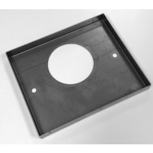 Burn plate Filling CTC Vemax