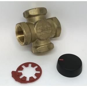 Shunt valve Vrb141 Dn25-10