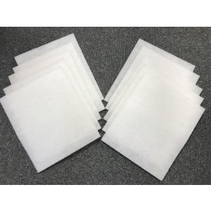-25% discount 10pcs original air filter for NIBE Fighter 205P, 335x280 mm