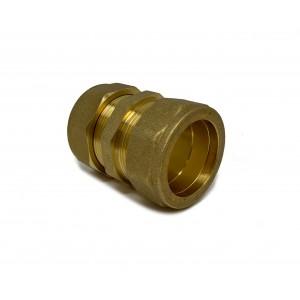 Klämringskoppling rak 35 mm