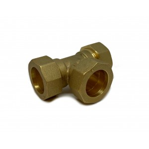 T-Piece Compr, Fitting 28