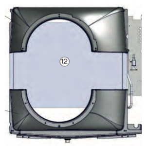 Evaporator EcoAir 408
