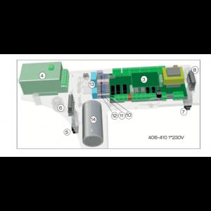 Capacitor 45Μfd 440V