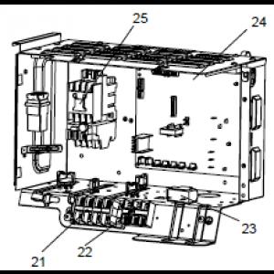 PCB for Mitsubishi PUH-P100YHA