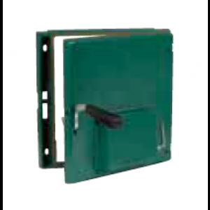 Ash / slag door, without handle CTC V-25