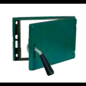 Without Soot door handle CTC V25