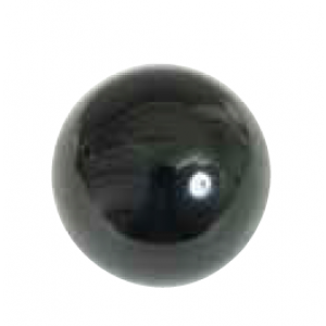 Ball handle Bakelite Ø35 * m8 Black CTC V25