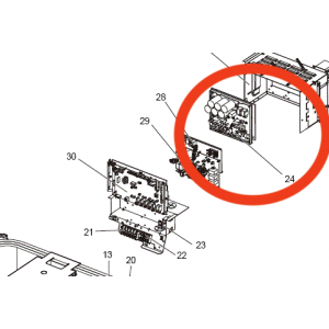 S70E45313 Power PCB
