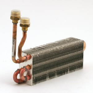Cooling coil X17