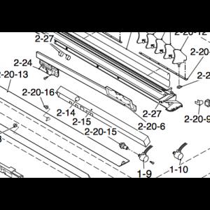Cover for LED indicator - Nordic Inverter DR-N