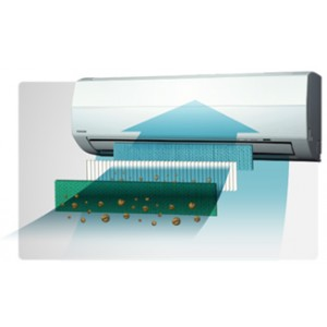 818F0036 IAQ filter Toshiba