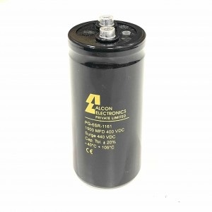 060. Capacitor 1500 μf 400vdc
