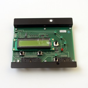 Rego 406 control board with display