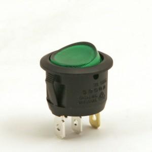 003B. Manual switch green, neutral