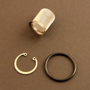 022aC. Filters ball sub-set DN 25