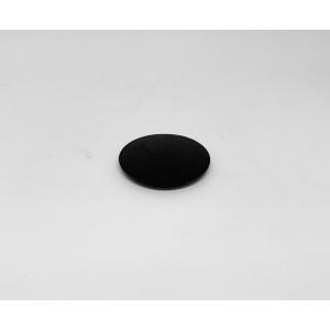 Plug ¤50 / 56 black plastic