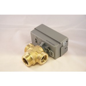 """003C. Shuttle valve 525 - G1"""" Motor EMV110M"""