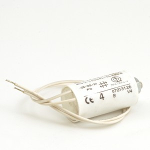 Capacitor 4uF