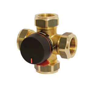 Bivalent mixing valve -0209