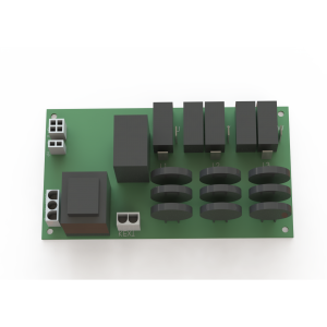 PCB soft start 6-10kW