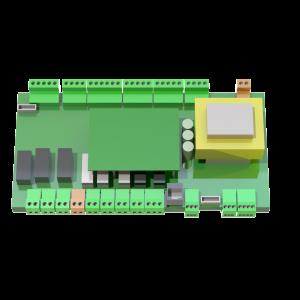 Relay PCB 408 Ea 3x400V