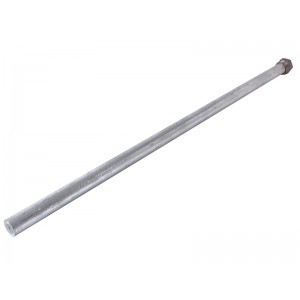 "Zinc - Anode, 3/4"" Straight 600 mm"