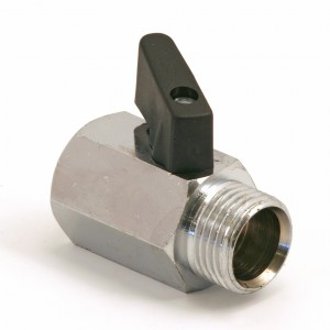 """Ball valve 1/2"""" R15 8,547,416 I / O"""