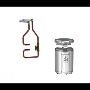 Installation kit described in EN 120