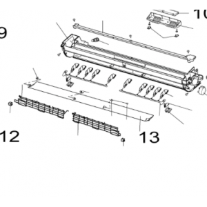 013A. Vane to Nordic Inverter LR-N and PR-N