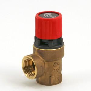 Safety valve 1917-15-1,5