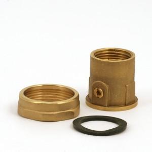 015C. Shut off valve DN25