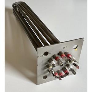 003. Immersion heater 9 kW 6x1,5