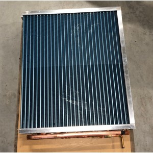 004C. Evaporator coil Optima / Air / EHP