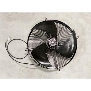 021C. fan motor and fan guard IVT Optima / AIR / EHP / (EBM 450)