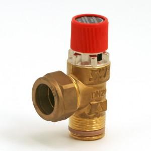 Safety valve 1,5bar