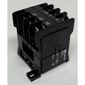 Contactor 16A 24V, AC, MOHF
