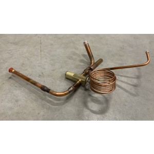 Expansion valve cpl 0602-0925