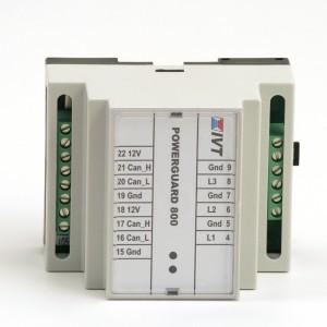 Load monitor card 800