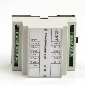 Load monitor card 800