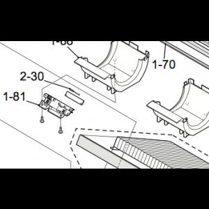 Sensors to Inner part Nordic Inverter 12 HR-N